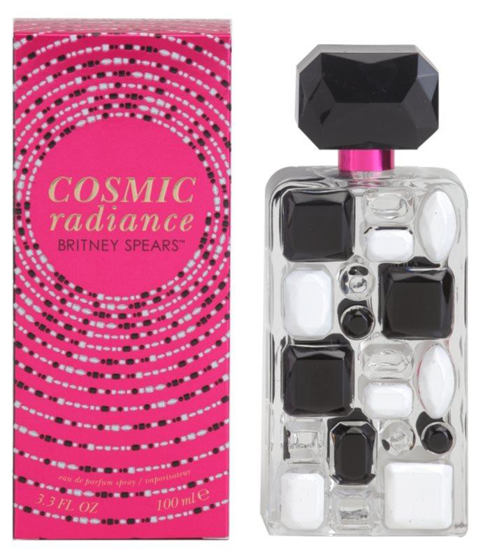 Britney Spears Cosmic Radiance Eau de Parfum para mulheres 100 ml