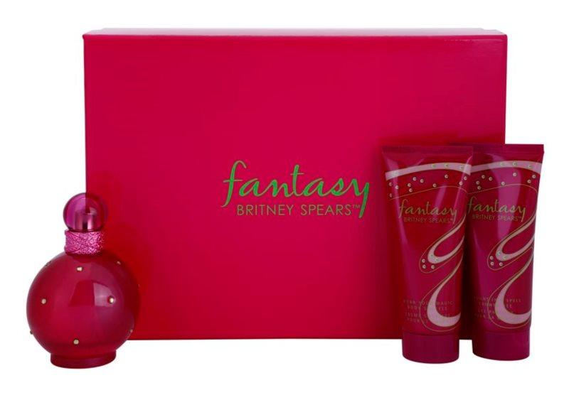 Britney Spears Fantasy ajándékszett II.