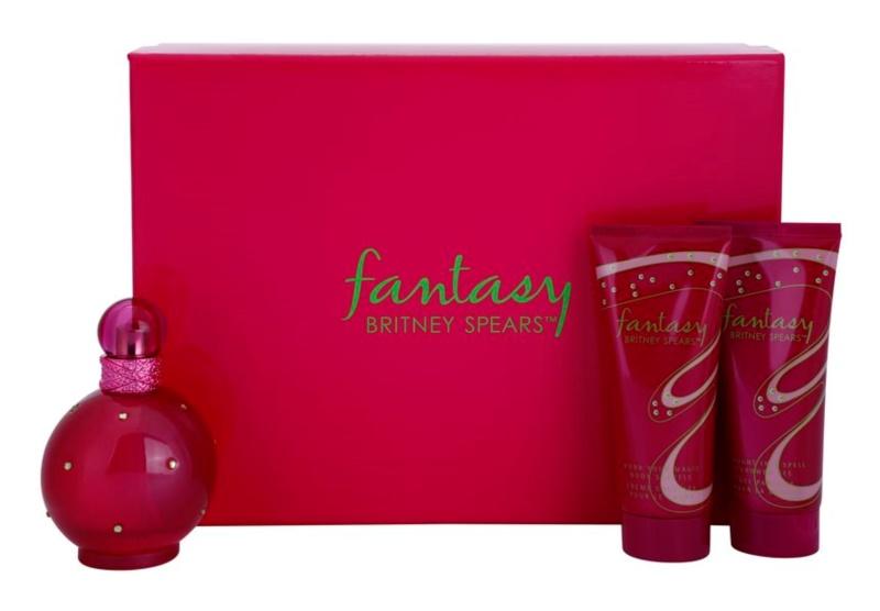 Britney Spears Fantasy confezione regalo II.