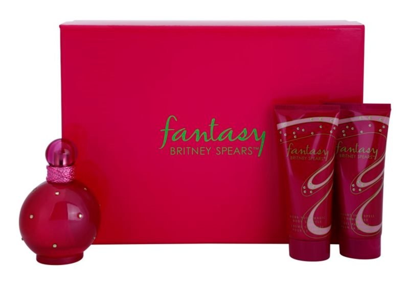 Britney Spears Fantasy Geschenkset II.