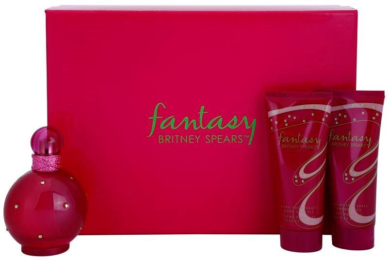Britney Spears Fantasy Gift Set II.