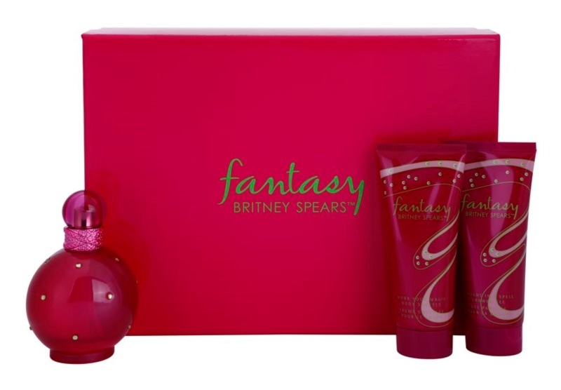 Britney Spears Fantasy zestaw upominkowy II.