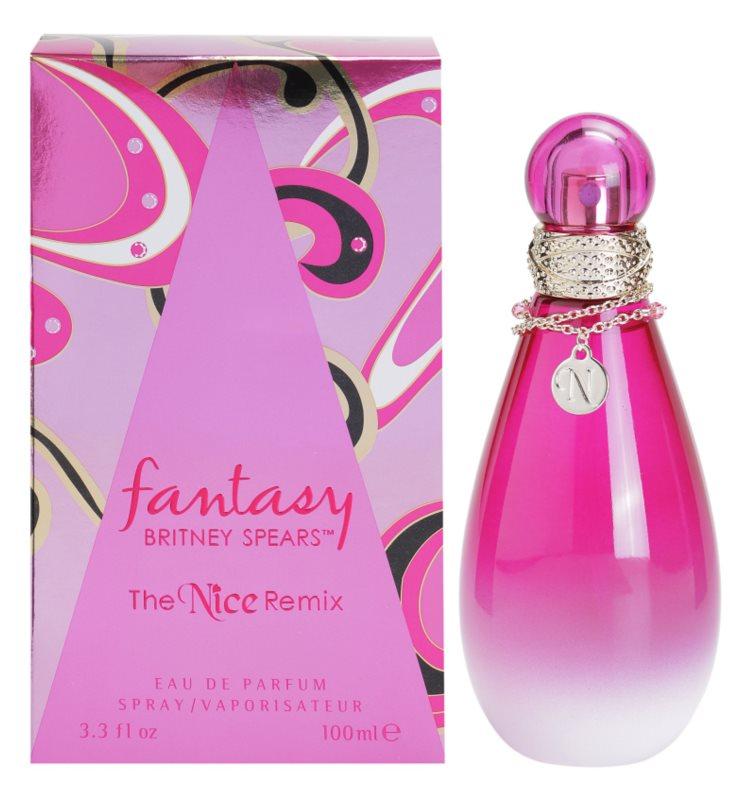 Britney Spears Fantasy The Nice Remix Eau de Parfum für Damen 100 ml