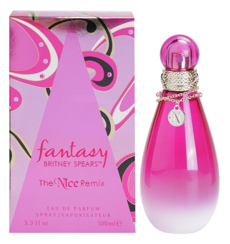 Britney Spears Fantasy The Nice Remix parfémovaná voda pro ženy 100 ml