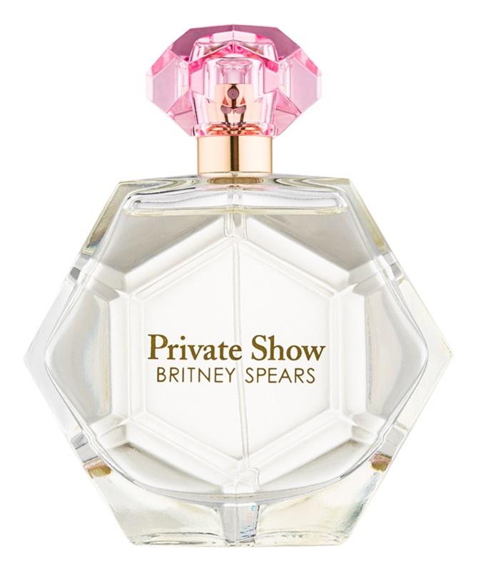 Britney Spears Private Show eau de parfum pour femme 100 ml