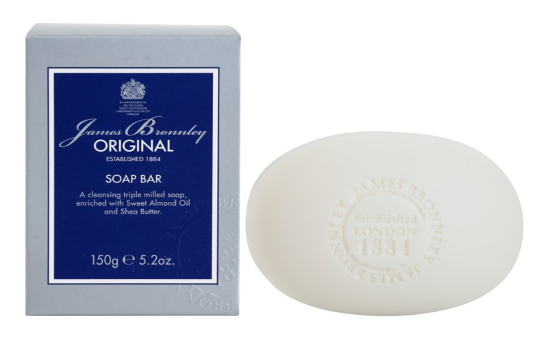 Bronnley James Original jabón sólido para hombre