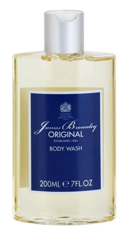 Bronnley James Bronnley Original tusfürdő gél uraknak