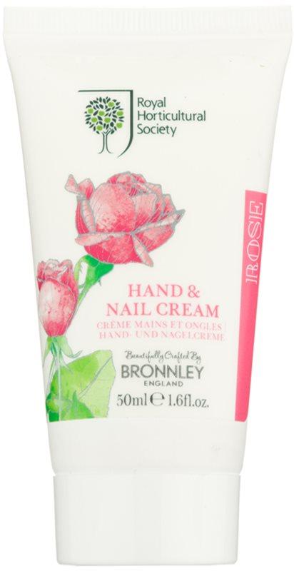 Bronnley Rose kéz- és körömápoló krém