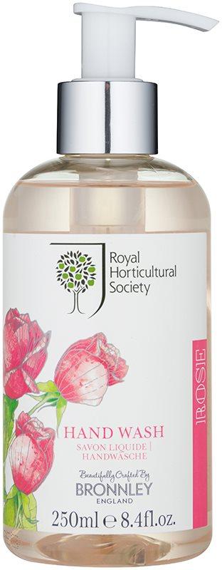 Bronnley Rose flüssige Seife für die Hände