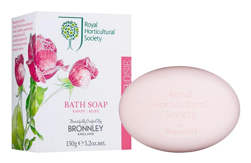 Bronnley Rose fürdőszappan