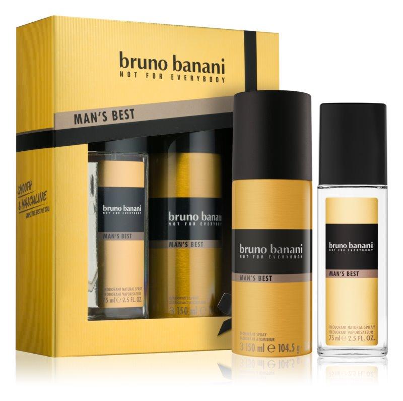 Bruno Banani Man's Best coffret cadeau I.