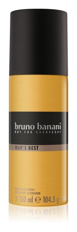 Bruno Banani Man's Best deospray pro muže 150 ml