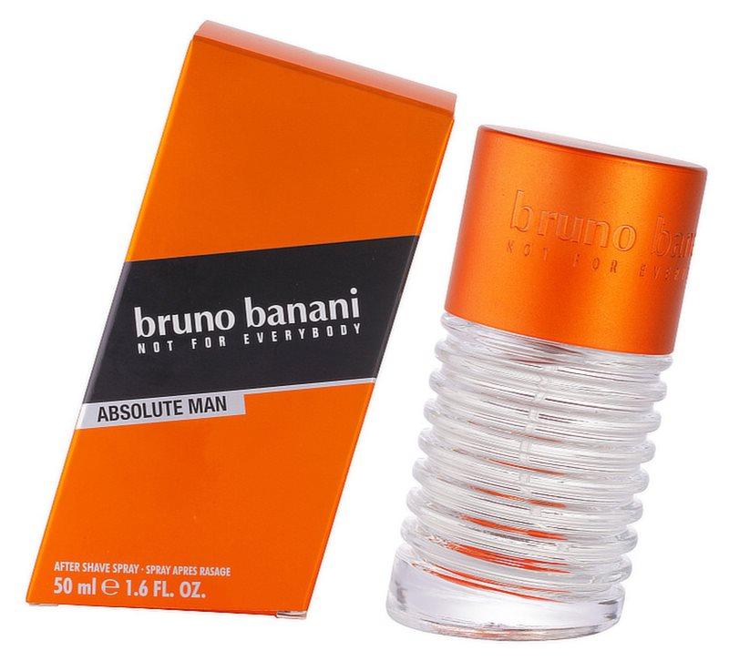 Bruno Banani Absolute Man lotion après-rasage pour homme 50 ml
