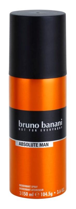 Bruno Banani Absolute Man deospray pre mužov 150 ml