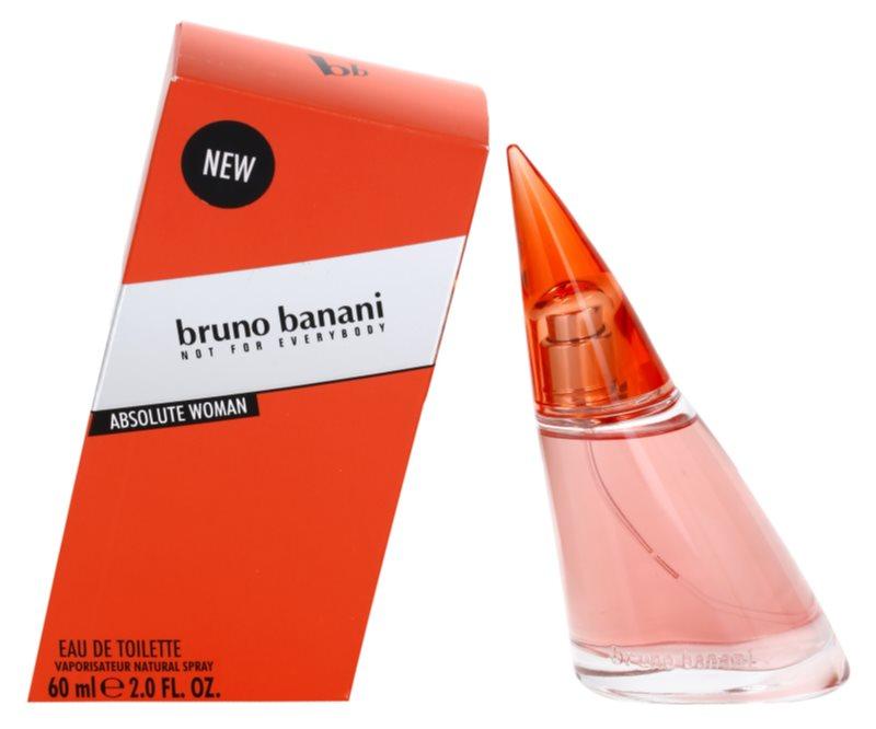 Bruno Banani Absolute Woman toaletní voda pro ženy 60 ml