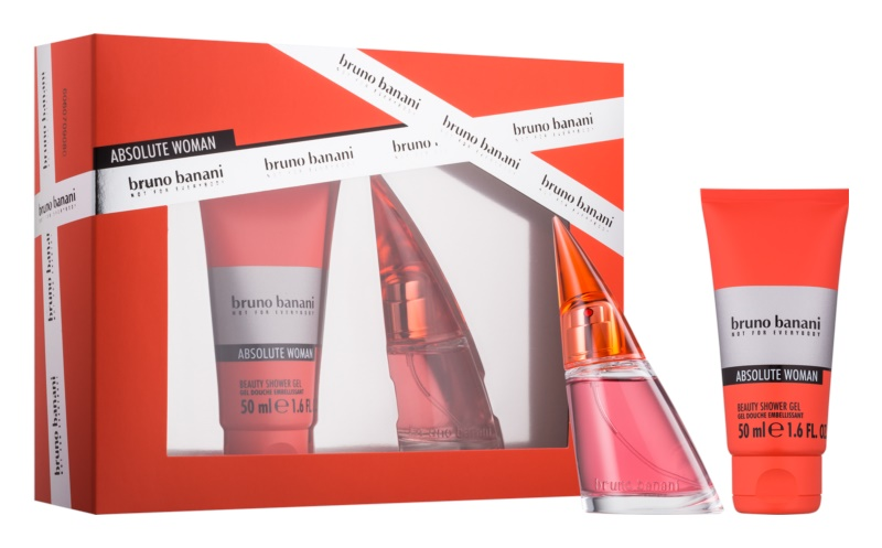 Bruno Banani Absolute Woman Gift Set II.