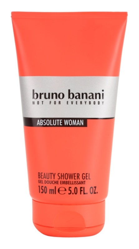 Bruno Banani Absolute Woman Shower Gel for Women 150 ml