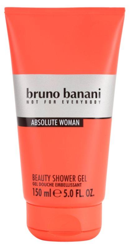 Bruno Banani Absolute Woman sprchový gél pre ženy 150 ml