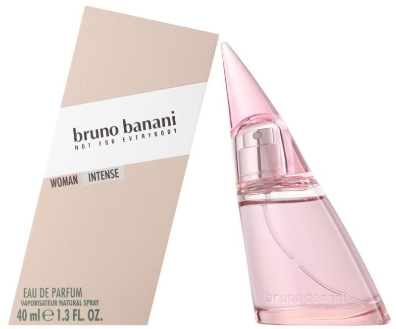 Bruno Banani Bruno Banani Woman Intense Eau de Parfum für Damen 40 ml