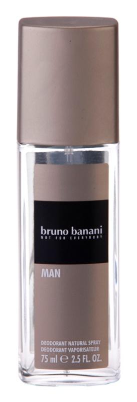 Bruno Banani Bruno Banani Man Deo met verstuiver voor Mannen 75 ml
