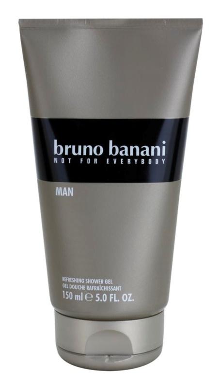 Bruno Banani Bruno Banani Man gel de duche para homens 150 ml