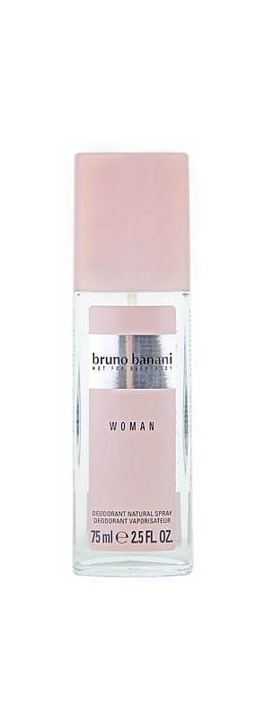 Bruno Banani Bruno Banani Woman deodorant s rozprašovačom pre ženy 75 ml