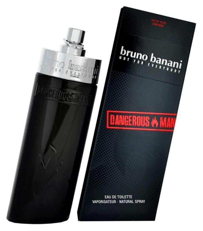 Bruno Banani Dangerous Man Eau de Toilette for Men 50 ml