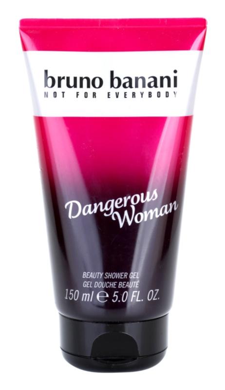 Bruno Banani Dangerous Woman sprchový gel pro ženy 150 ml