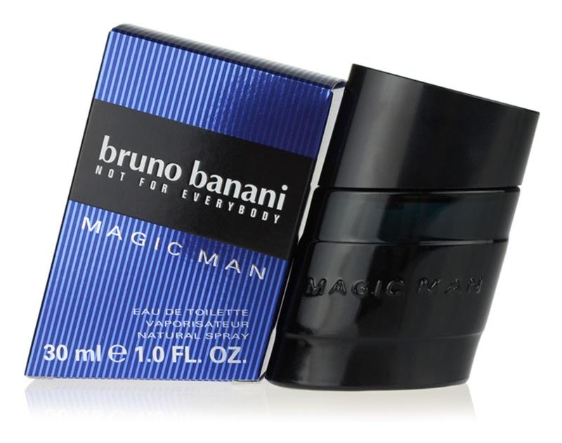 Bruno Banani Magic Man Eau de Toilette für Herren 30 ml