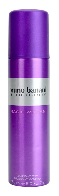 Bruno Banani Magic Woman deospray pro ženy 150 ml