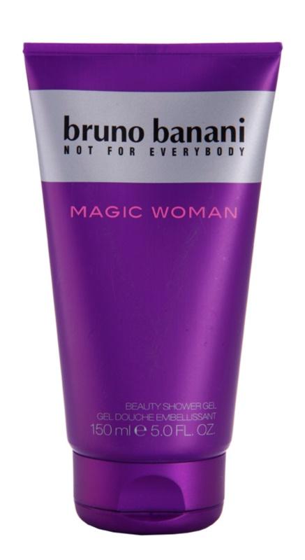 Bruno Banani Magic Woman Duschgel Damen 150 ml