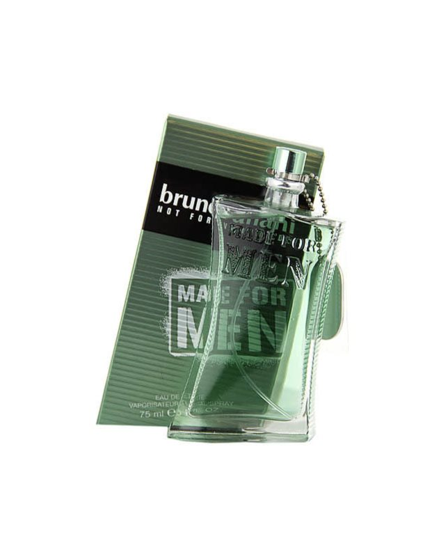 Bruno Banani Made for Men Eau de Toilette voor Mannen 75 ml