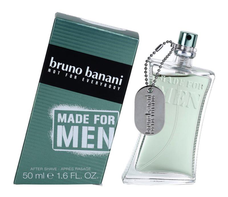 Bruno Banani Made for Men After Shave für Herren 50 ml