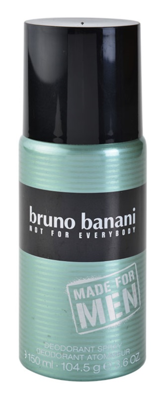 Bruno Banani Made for Men déo-spray pour homme 150 ml