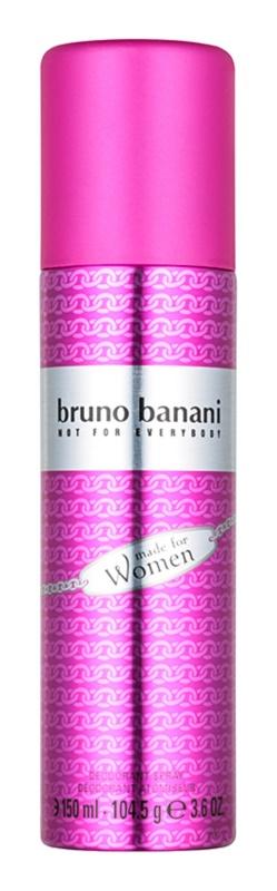Bruno Banani Made for Women deospray pro ženy 150 ml