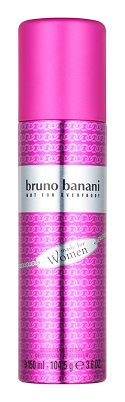 Bruno Banani Made for Women desodorante en spray para mujer 150 ml