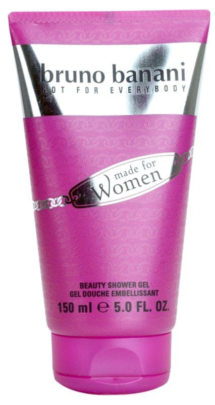 Bruno Banani Made for Women Duschgel für Damen 150 ml