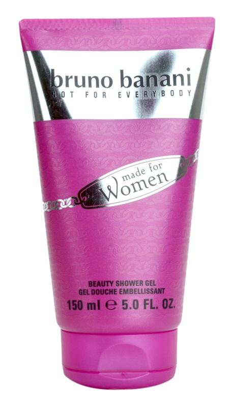 Bruno Banani Made for Women Shower Gel for Women 150 ml