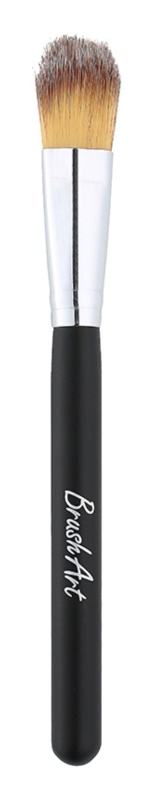 BrushArt Face štetec na aplikáciu tekutého a krémového make-upu