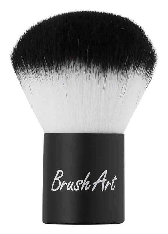 BrushArt Face kabuki pędzel do pudru