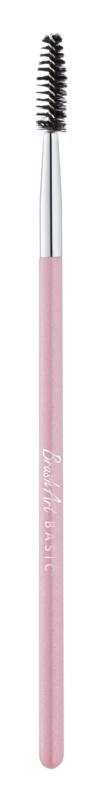 BrushArt Basic Pink Wimpern- und Augenbrauenbürste