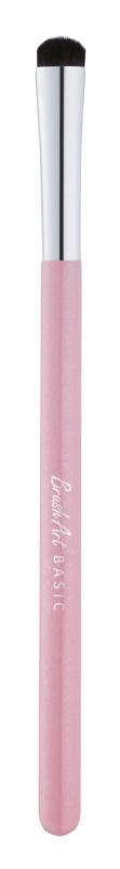BrushArt Basic Pink štětec na rozmazávání očních stínů