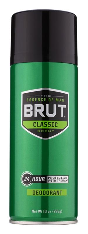 Brut Brut Classic Scent deodorant Spray para homens 295 ml