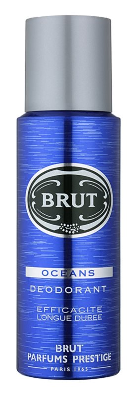 Brut Brut Oceans deospray pentru barbati 200 ml