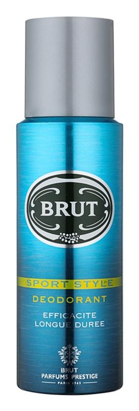 Brut Brut Sport Style Deo Spray voor Mannen 200 ml