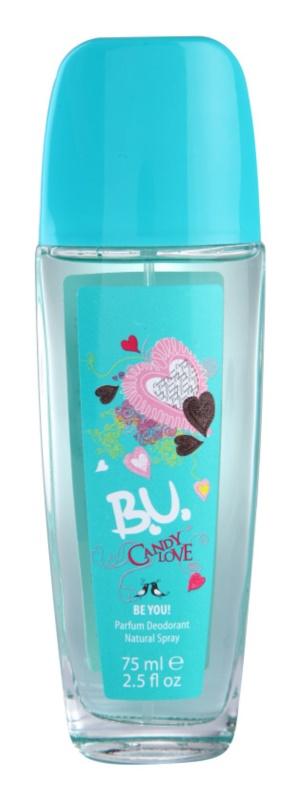 B.U. Candy Love deodorant s rozprašovačom pre ženy 75 ml