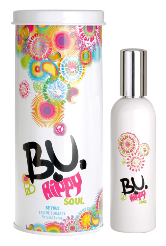 B.U. Hippy Soul Eau de Toilette for Women 50 ml