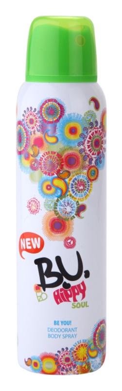 B.U. Hippy Soul Deo Spray for Women 150 ml