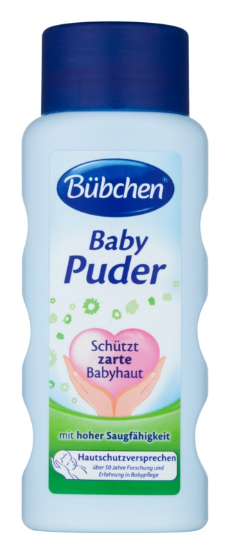 Bübchen Baby Powder To Treat Diaper Rash