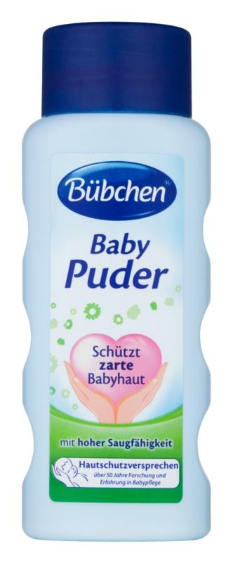 Bübchen Baby púder a bőr irritációja ellen